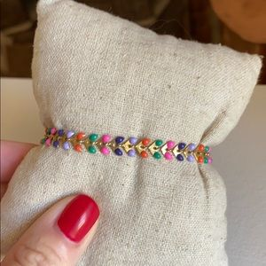 Sarees Pulley Bracelet-Multi